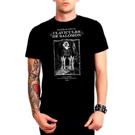ELIPHAS LEVI'S CLAVICULES DE SALOMON - T- Shirt XL