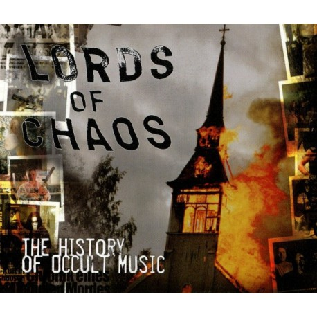 Various – Lords Of Chaos - The History Of Occult Music
