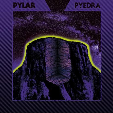 Pylar – PYEDRA ( LP, Album, Limited Edition, Yellow )