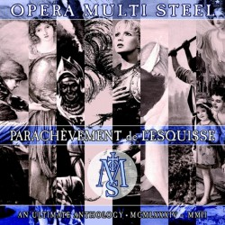 Opera Multi Steel – Parachevement De L´esquisse