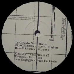Le Chocolat Noir, BLΔCKMOON77, Russell Alderton, Kim Rapatti, Tryphème, Luke Eargoggle – U/V