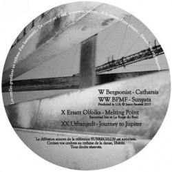 Bergsonist, BPMF, Ersatz Olfolks, Urbanjedi – W/X