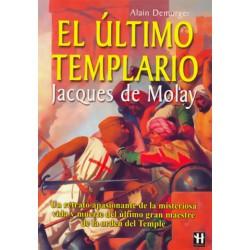 El último templario, Jacques de Molay por Alain Demurger