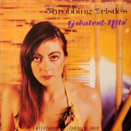 Throbbing Gristle – Greatest Hits - Entertainment Through Pain