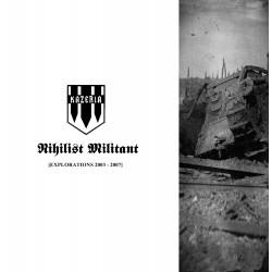 Kazeria - Nihilist Militant