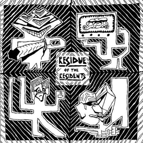 The Residents ‎– Residue Of The Residents