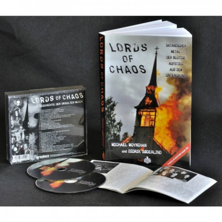 Lords Of Chaos - 2ed: The Bloody Rise of the Satanic Metal Underground (Paperback)