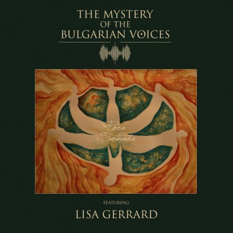 """The Mystery Of The Bulgarian Voices feat. Lisa Gerrard - Pora Sotunda (Vinyl 7"""""""