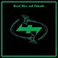Boyd Rice And Friends – Music, Martinis, And Misanthropy (21st Anniversary Edition) Green Vinyl