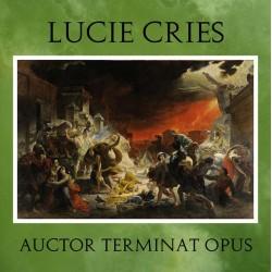 Lucie Cries – Auctor Terminat Opus (2 × Vinyl)