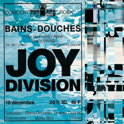 Joy Division – Les Bains Douches (Vinyl, LP, 180g)