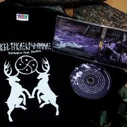 Keltika Hispanna - Karpetovettónik + camiseta oficial