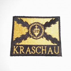 Kraschau Patch (Yellow and Black)