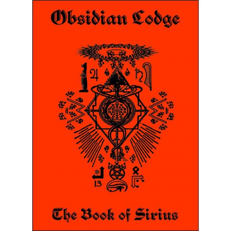 Obsidian Lodge - The Book Of Sirius