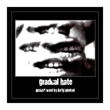 Gradual Hate & Kenji Siratori: Spoken Word