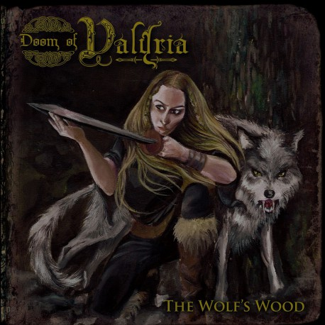 Doom of Valyria - The Wolf's Wood
