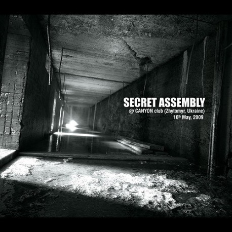 VA: Secret Assembly 16.05.09 (DVD)