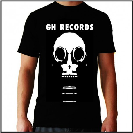 GH Records - T- Shirt S