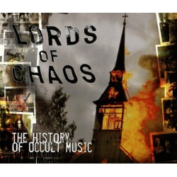Various ‎– Lords Of Chaos - The History Of Occult Music