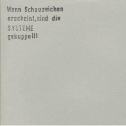 [multer] – Schauzeichen
