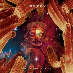 1997EV - Zeta Reticuli (Vinyl, LP, Marbled Dark Red )