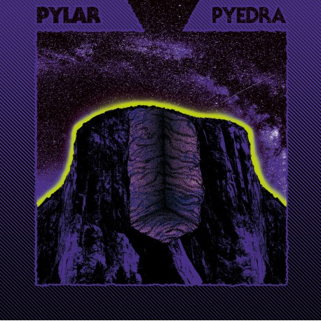 Pylar ‎– PYEDRA ( LP, Album, Limited Edition, Yellow )