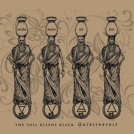 The soils bleeds black - Quintessence