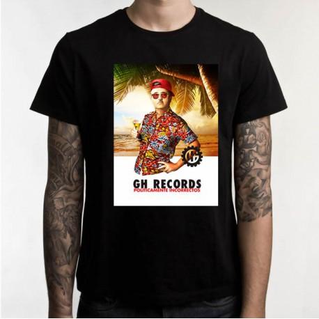 GH Records - T- Shirt L (Paco)
