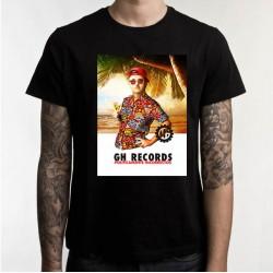 GH Records - T- Shirt XL (Paco)