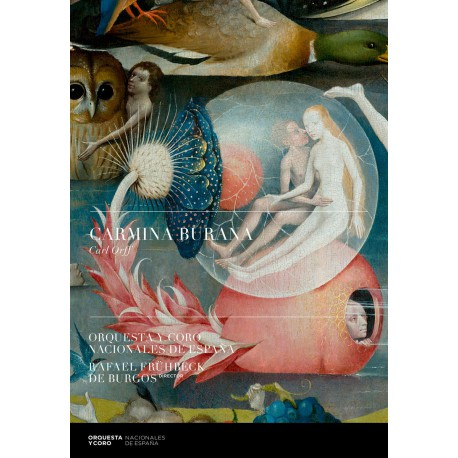 Carmina Burana (CD + Libro)