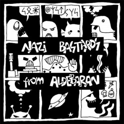 Nazi Bastards From Aldebaran ‎– Invasion