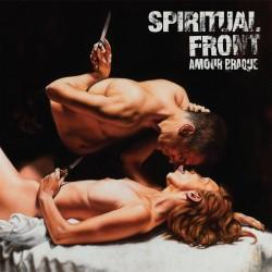 Spiritual Front - Amour Braque (Vinyl Gatefold LP gold)