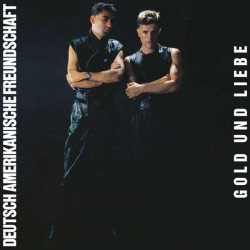 Deutsch Amerikanische Freundschaft – Gold Und Liebe (Vinyl, LP)