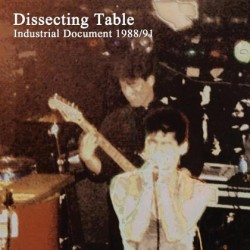Dissecting Table –Industrial Document 1988/91