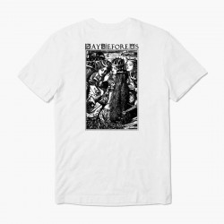 Day Before Us / T-Shirt White/ S
