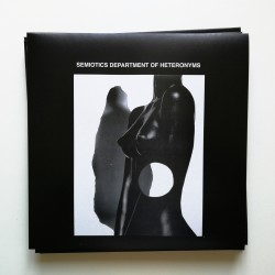 SDH – Semiotics Department Of Heteronyms LP