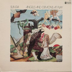 Sun Ra And His Myth Science Arkestra ‎– Angels And Demons At Play