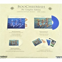 The Mystery Of The Bulgarian Voices* Featuring Lisa Gerrard ‎– BooCheeMish (Vinyl, LP)