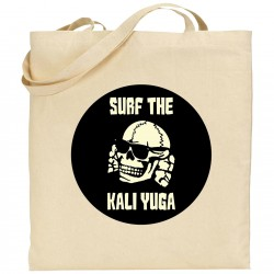 Tote Bag  / Surf The Kali Yuga