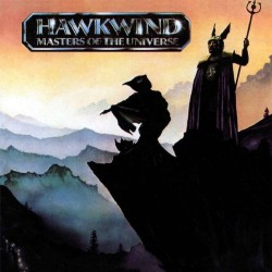 Hawkwind ‎– Masters Of The...