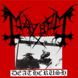 Mayhem ‎– Deathcrush