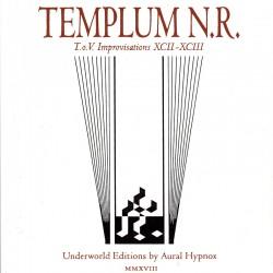 Templum N.R. - T.o.V....