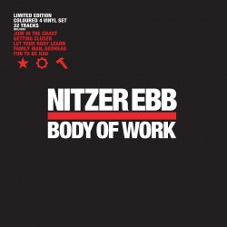 Nitzer Ebb ‎– Body Of Work...