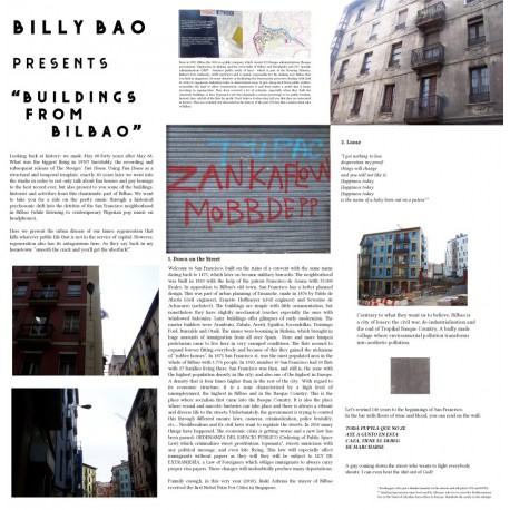 Billy Bao – Buildings From Bilbao
