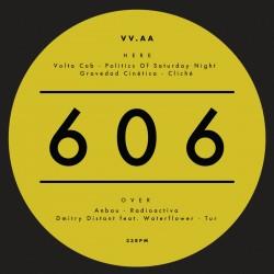 "VV.AA – 606 (Vinyl, 12"")"