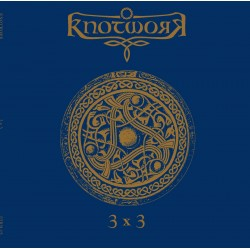 """Knotwork – 3 x 3 (Vinyl, 7"""")"""