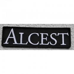 Alcest - Logo Patch