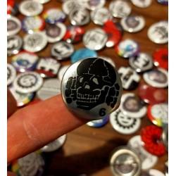 Pin Death in June Logo...
