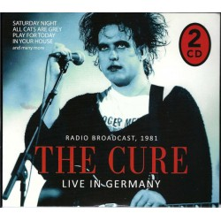The Cure – Live In Germany...