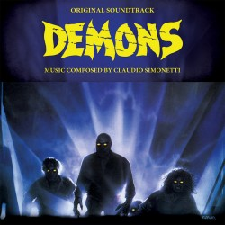Claudio Simonetti – Demons...
